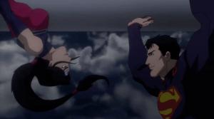 Superman/Wonder Woman, JL:War