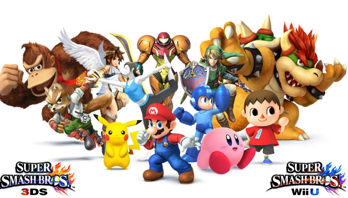 5 Characters Nintendo Don't Have The Guts To Add To Super Smash Bros.