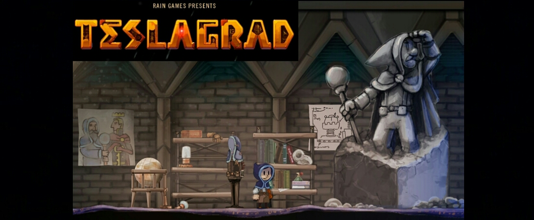Teslagrad Review: Attractive Platforming