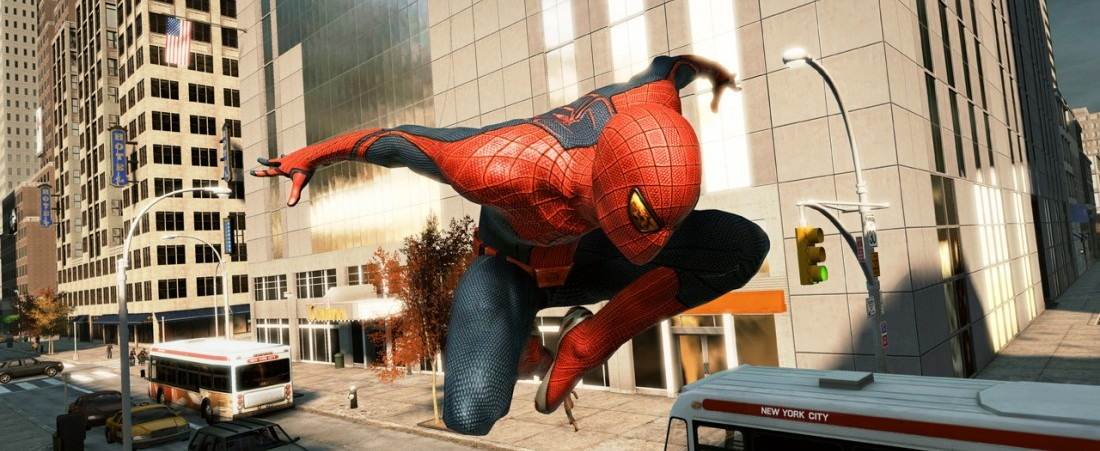 The Amazing Spider-Man 2 Temporarily Canceled For Xbox One