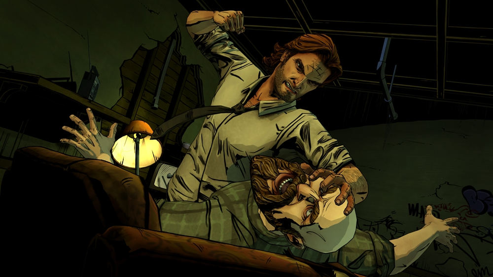 The Wolf Among Us Episode 2 Release Date