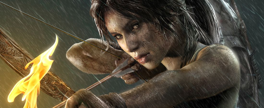 Tomb Raider fire arrow