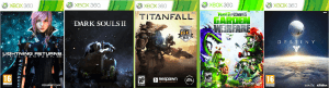 Xbox 360 Titles 2014