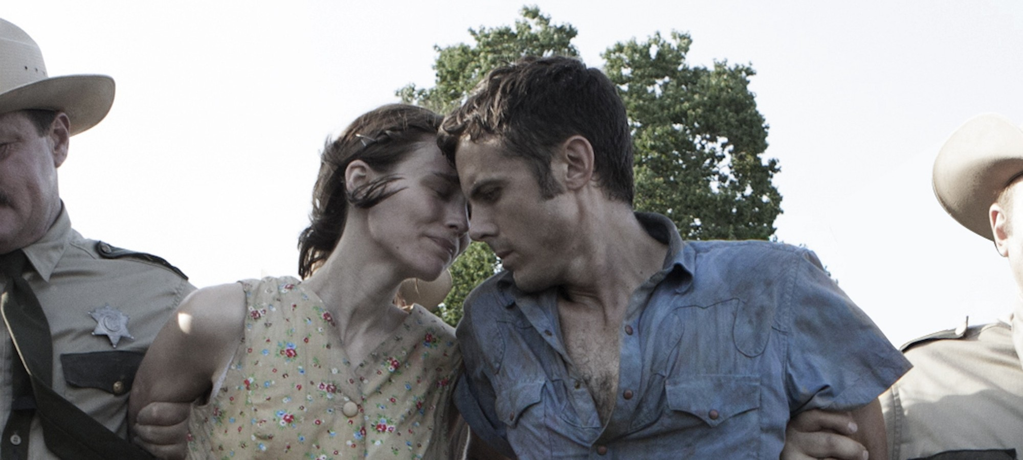 Ain't Them Bodies Saints Review: Molasses in Film Form