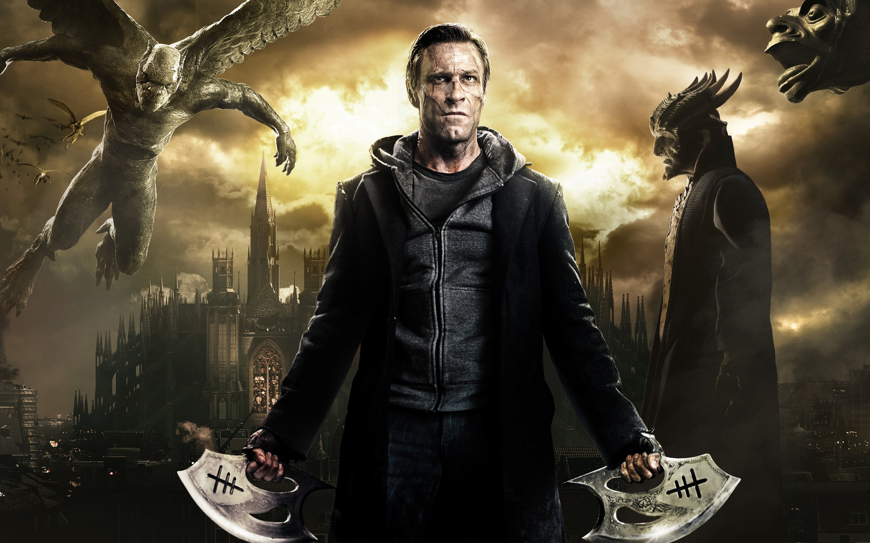 I, Frankenstein Review: A Lifeless Corpse