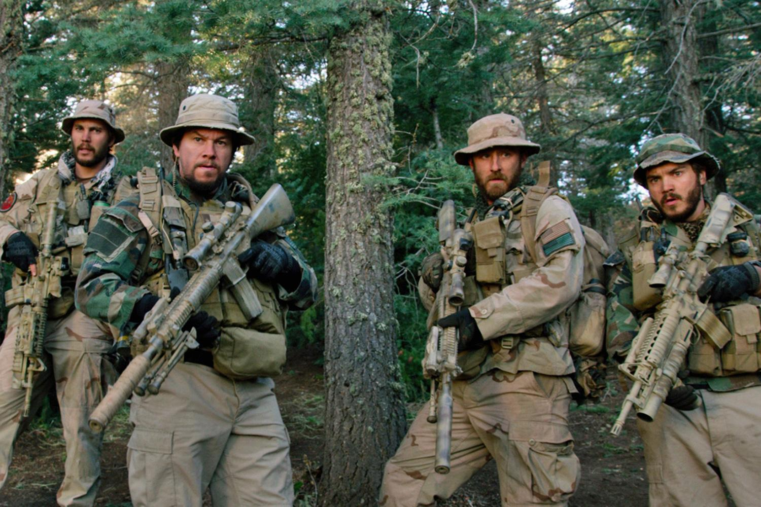 Lone Survivor, Frozen Top Weekend Box Office