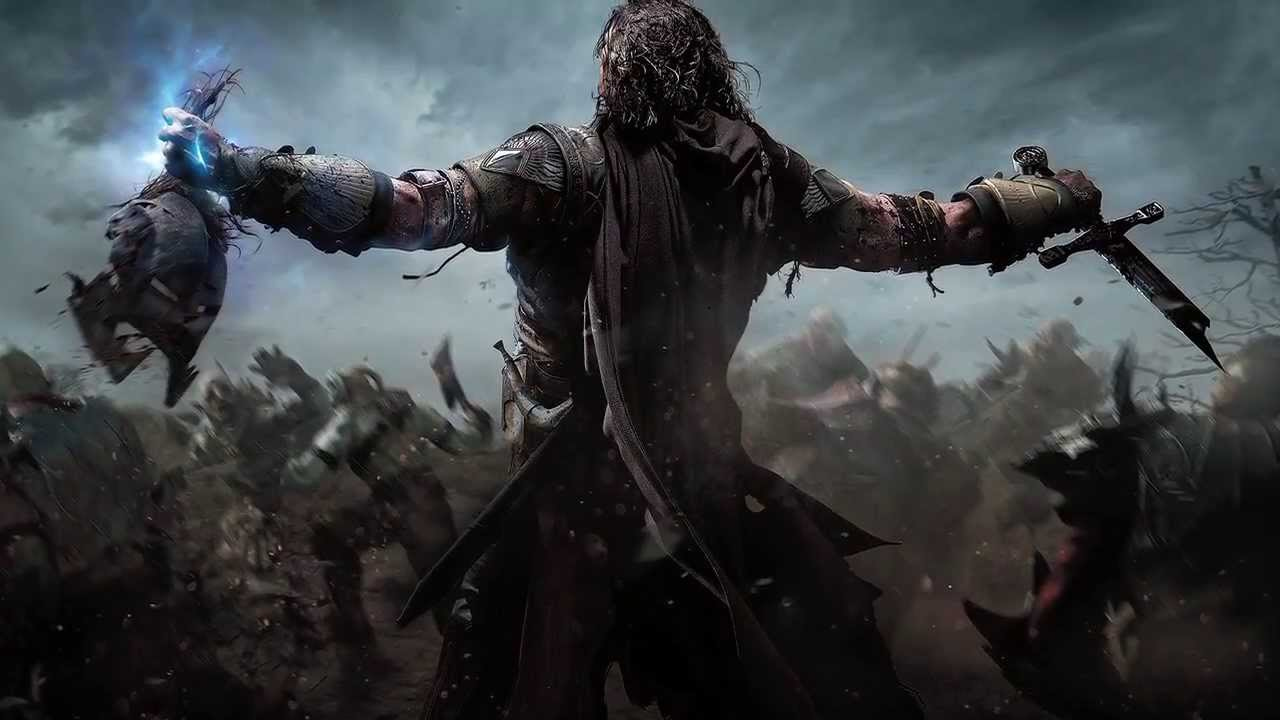 New Lord of The Rings RPG – Shadow of Mordor Gameplay
