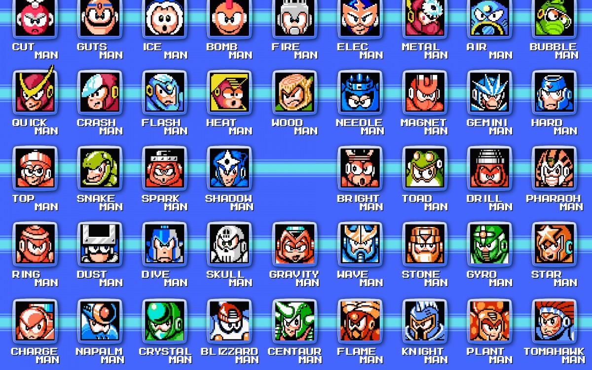 Why do I love MegaMan?