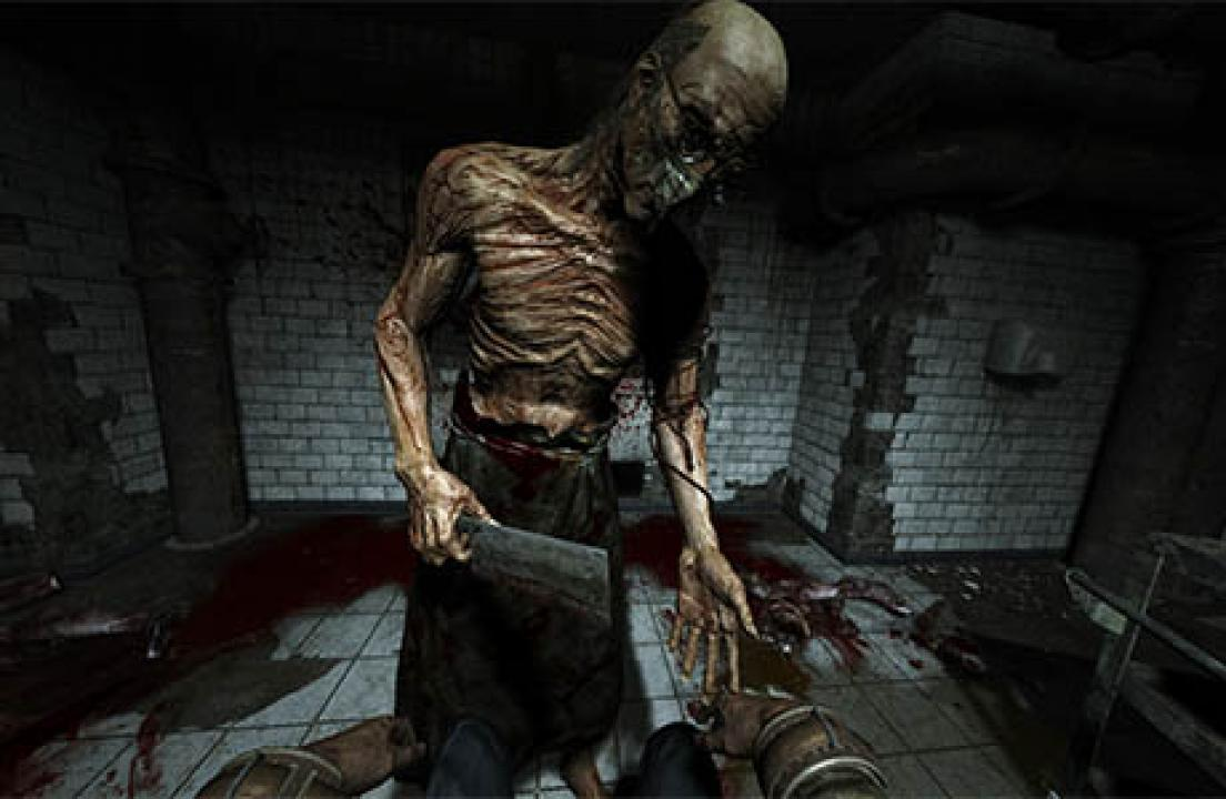 Outlast Developer Reveals It Will Be Free With PlayStation Plus