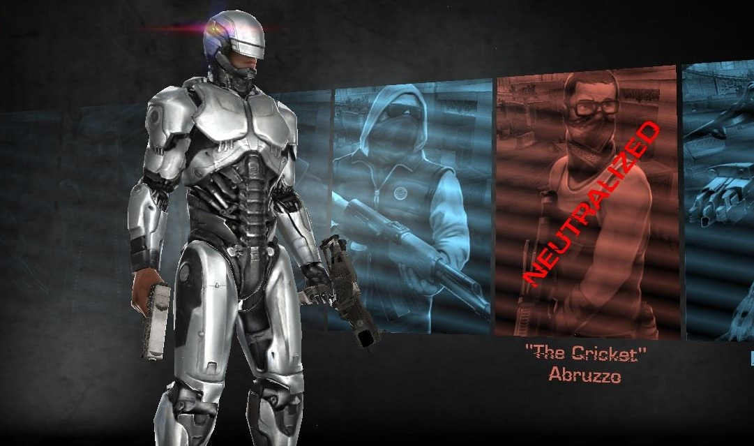 Robocop iOS Game Review