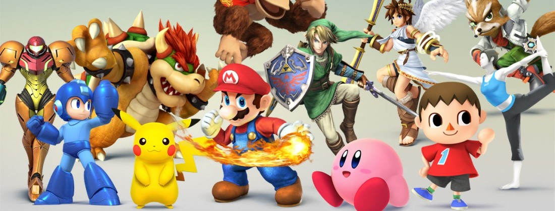 Our Super Smash Bros. Mains for 3DS