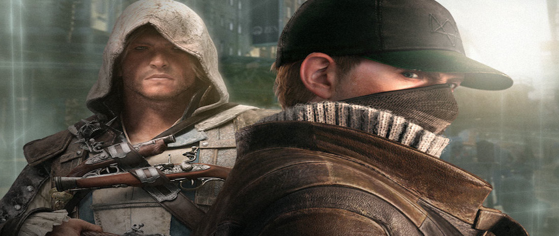 Assassin's Creed/Watch Dogs