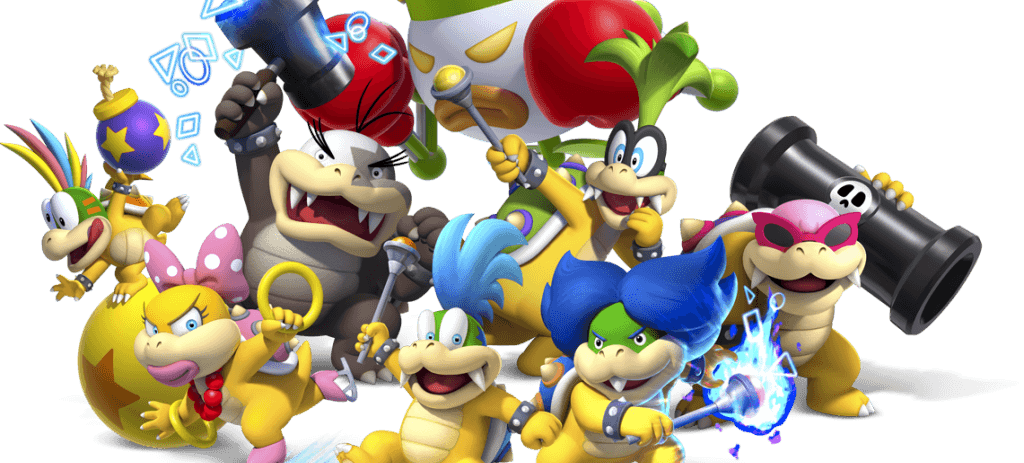 Release Date And 7 New Koopa Racers Announced For Mario Kart 8