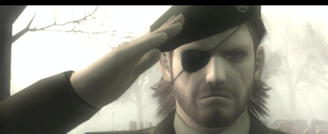 Big Boss salutes