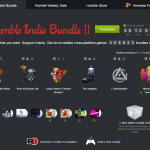 The Games of Humble Indie Bundle 11