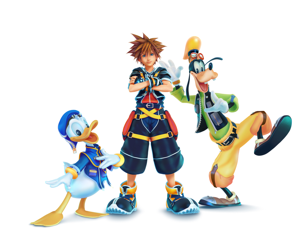 Kingdom Hearts 3 May Have Online Multiplayer