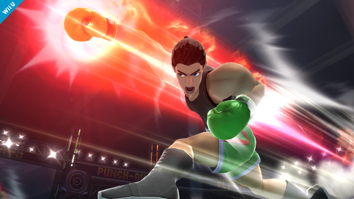 Little Mac the Latest Brawler in Super Smash Bros for Wii U/3DS