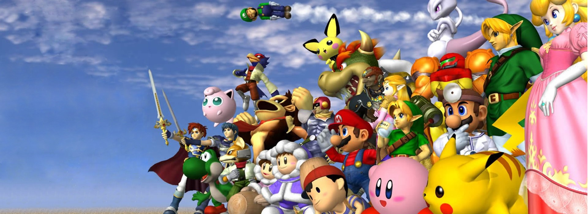 Nintendo-Game-Characters-Wallpaper-1920×1080