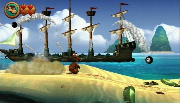 Amazoncom Customer reviews Donkey Kong Country Returns