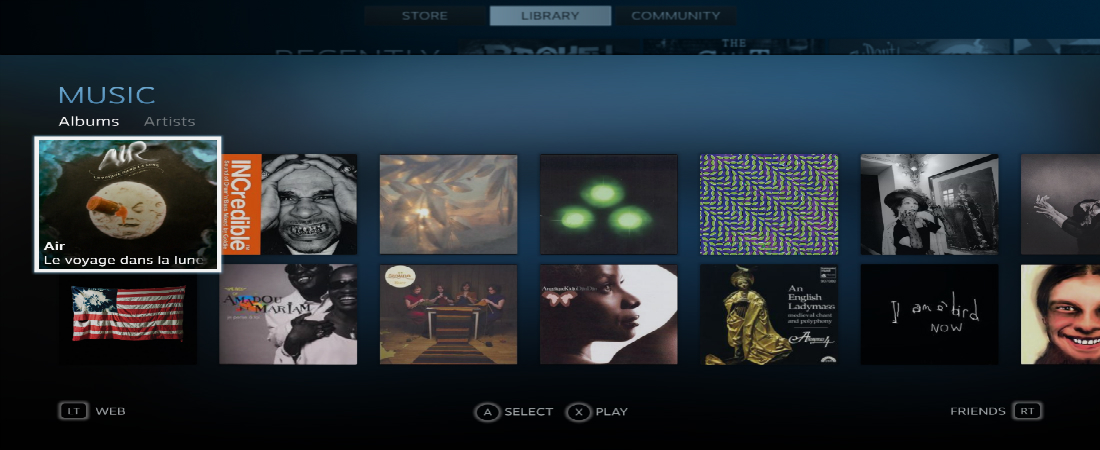 Steam Announces Steam Music, Allows for Local Music Library Listening While Gaming