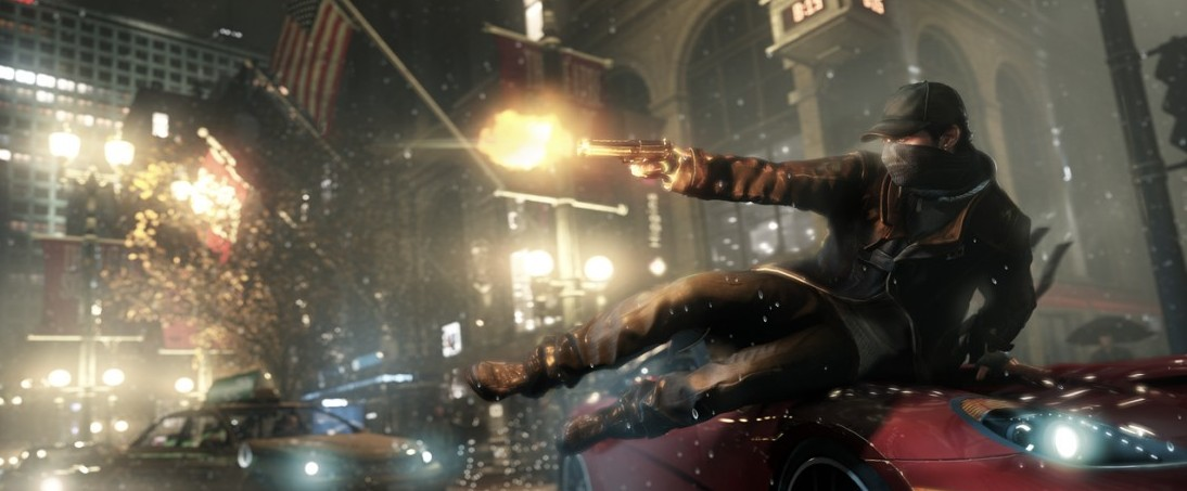 PS4's Hardware Power Allowed Ubisoft To Be Ambitious With Watch Dogs