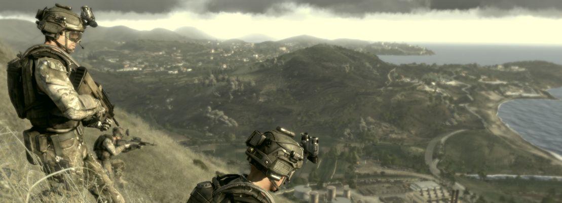 Arma 3 To Receive Zeus DLC, New Game Mode