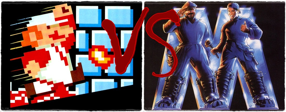 Game vs. Film – Super Mario Bros.