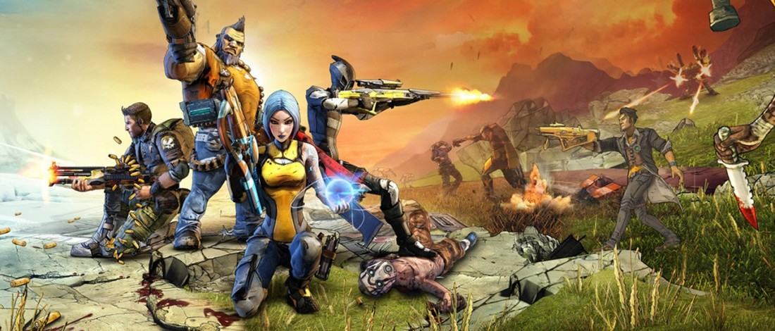 Gearbox:  Borderlands 3 Might Be A Letdown