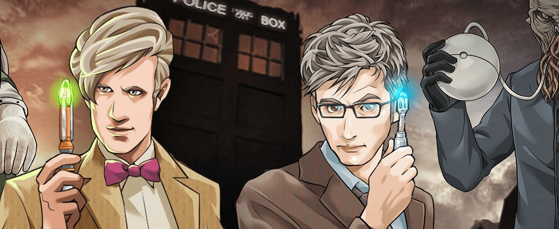 Doctor Who Legacy Review: Wibbly Wobbly