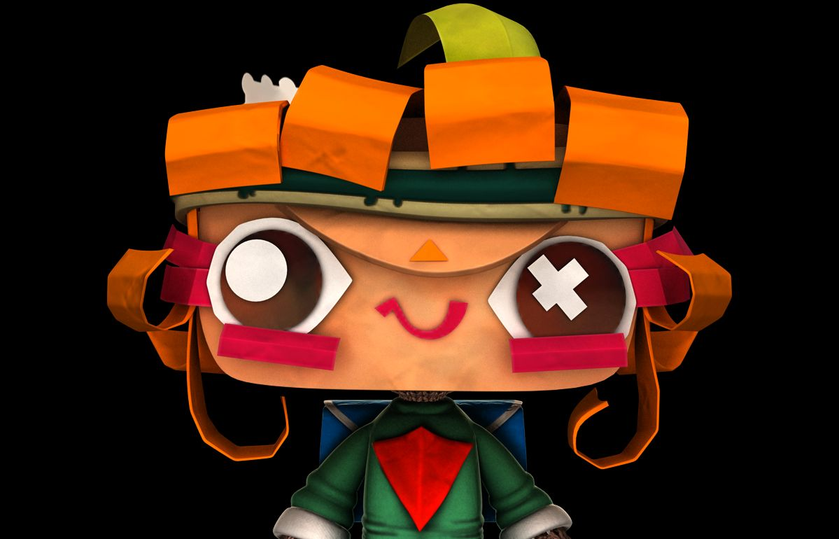 Tearaway DLC For LittleBigPlanet Hitting This Week