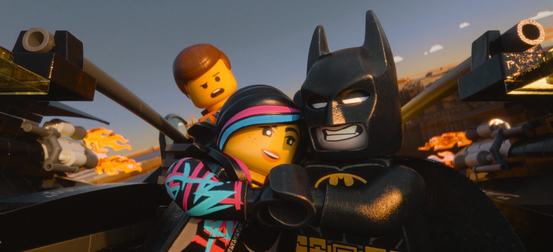 The Lego Movie Review: Haphazard Fun