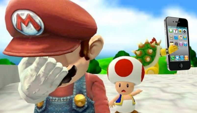 Mario Coming To Smartphones?