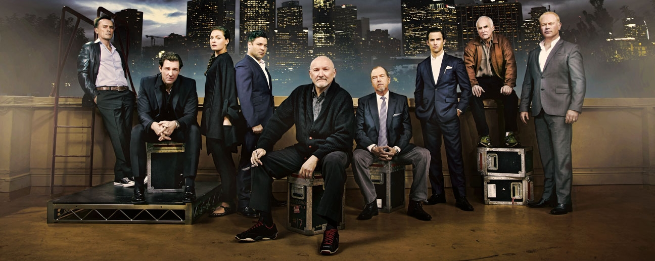 What Does the Future Hold For Mob City and Frank Darabont?