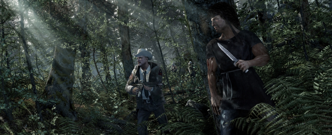 Rambo: The Video Game Review: Worse Than Rocky V