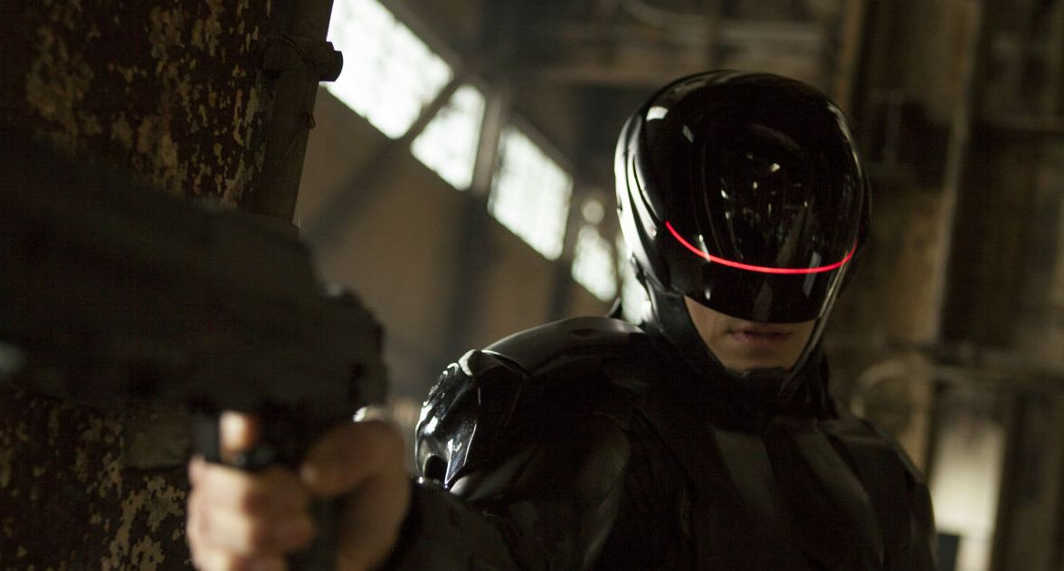 RoboCop Review: Well Played, Creep