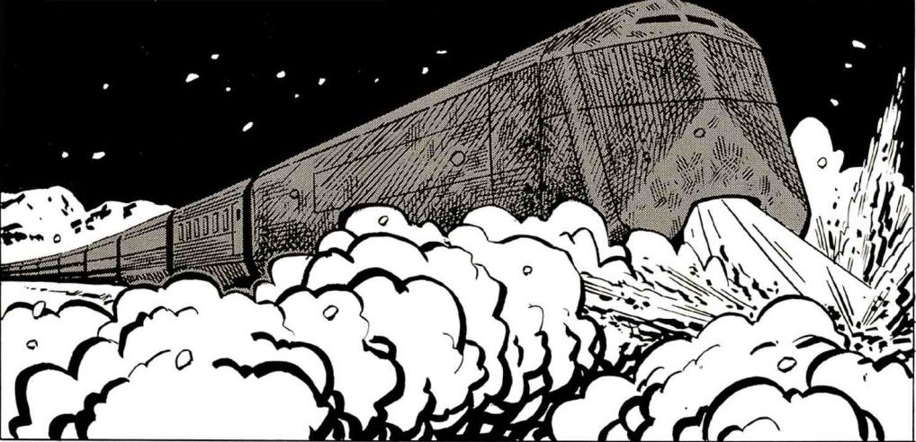 Snow Piercer Vol. 1: The Escape Review: All Aboard the Apocalypse