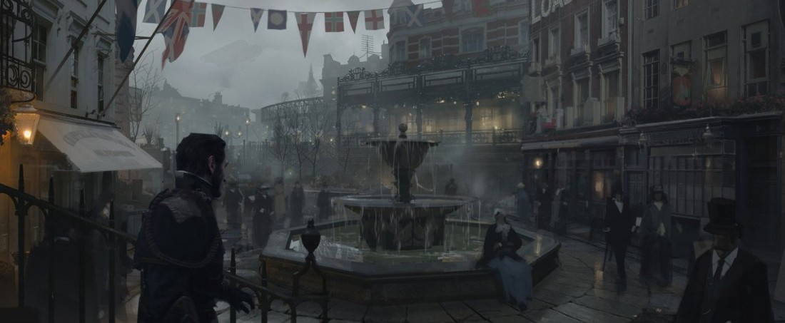 The Order: 1886 Delayed To Early 2015