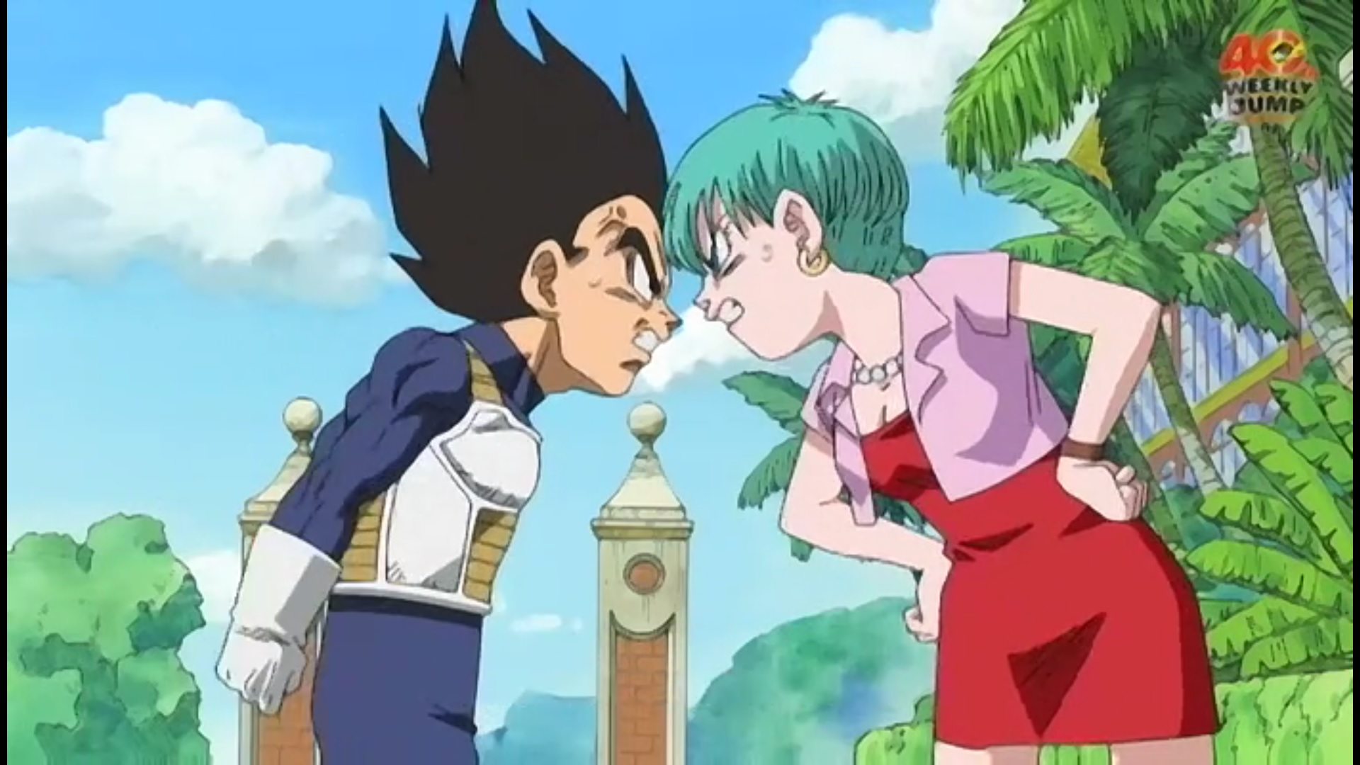 Photo de bulma nue cartoon tubes