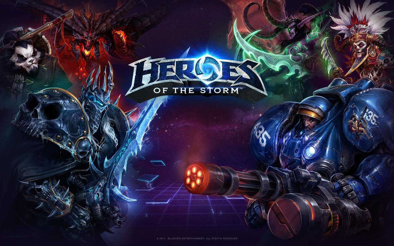Heroes of the Storm Hero Pricing Announced