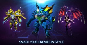 """""""Heroes of the Storm"""" skins"""