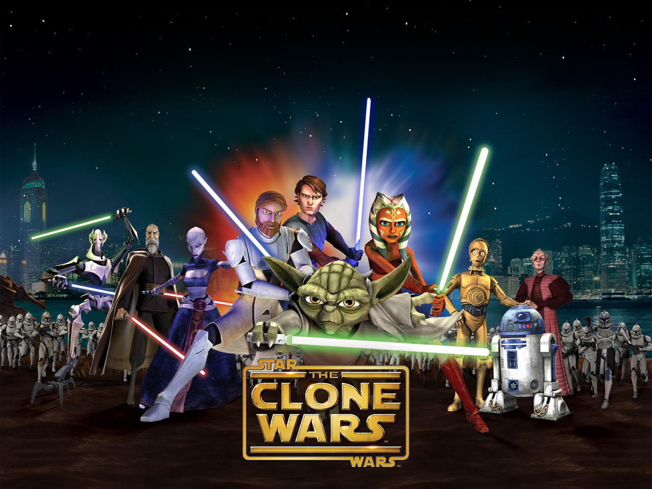 Star Wars: The Clone Wars Season 6 Review: Part 1 (Spoilers)