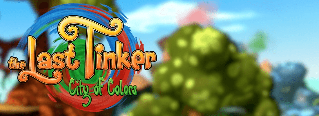 The Last Tinker Title Screen (Featured Image 2)