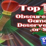 Top 10 Obscure Nintendo Games that Deserve a Reboot or Sequel: Part 1