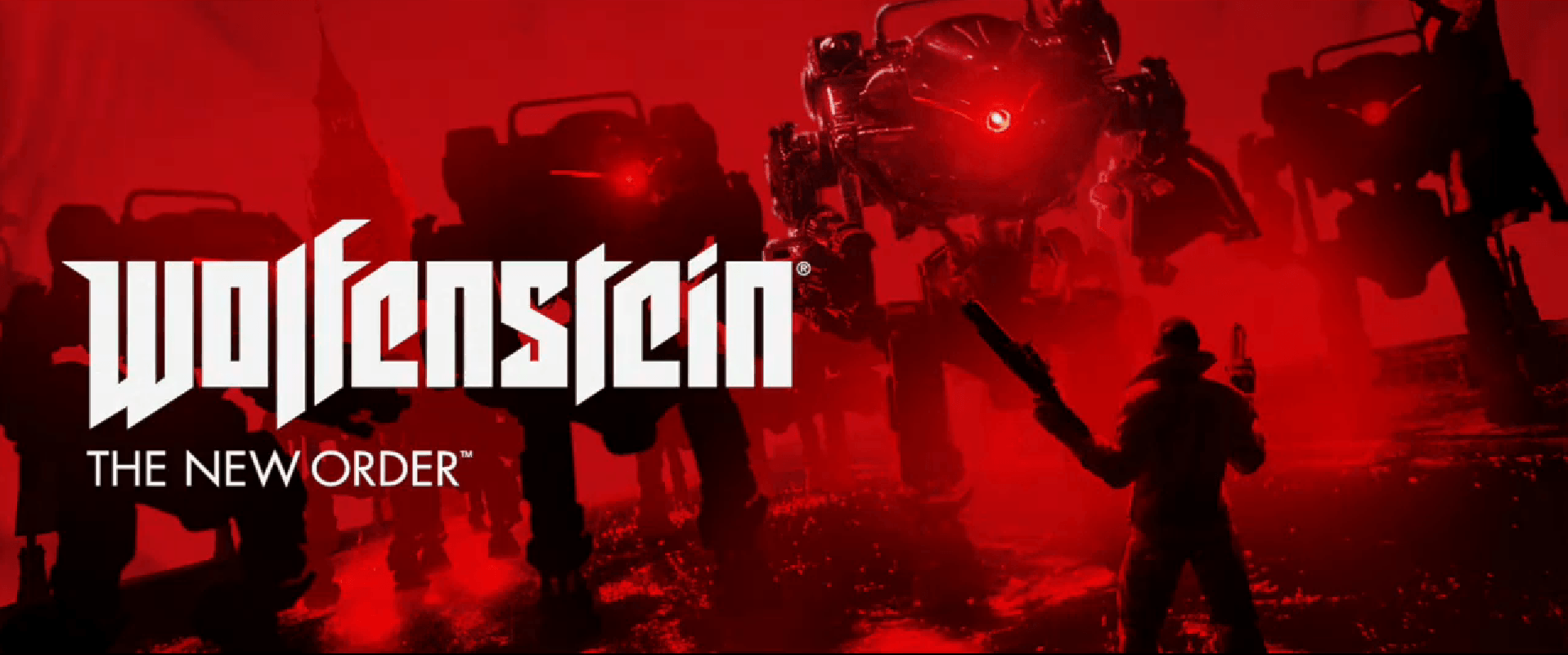 Art Books Announced For Wolfenstein: The New Order, More