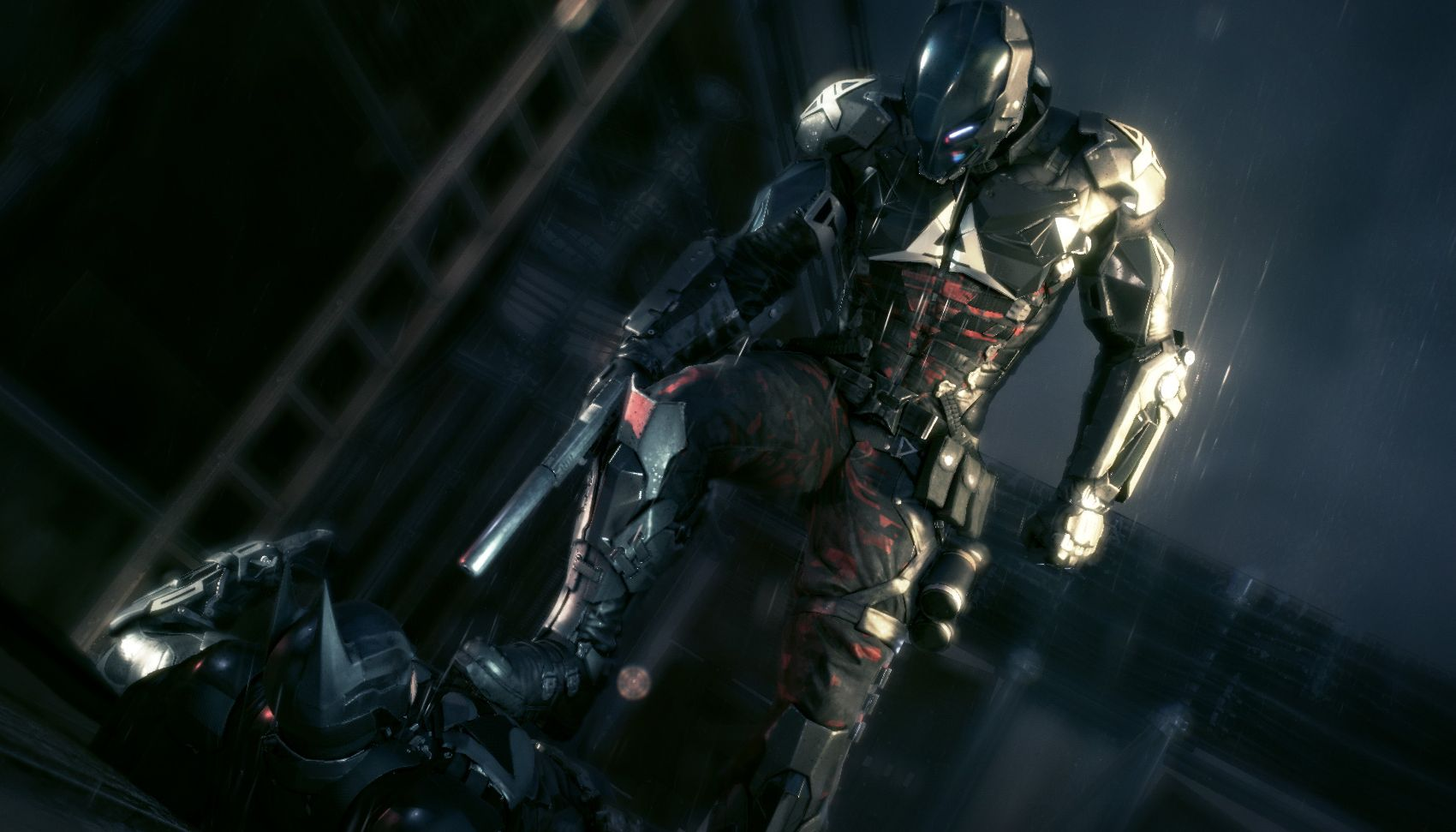 5 High Hopes For Batman: Arkham Knight