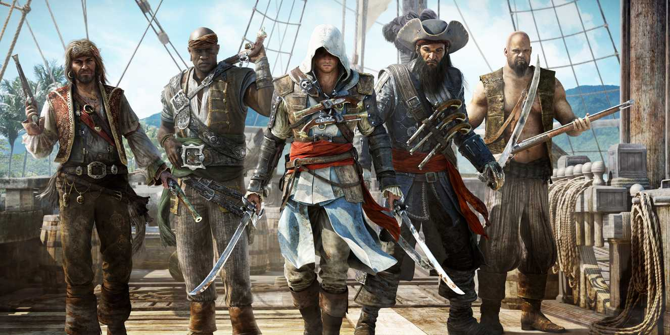 Assassin's Creed The Americas Collection Announced