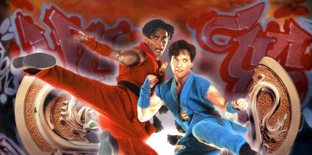 Game vs. Film Podcast Ep. 3: Double Dragon