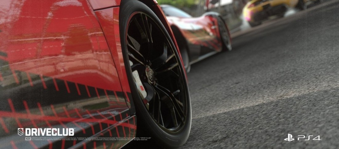 PS Plus Edition Of Driveclub Delayed