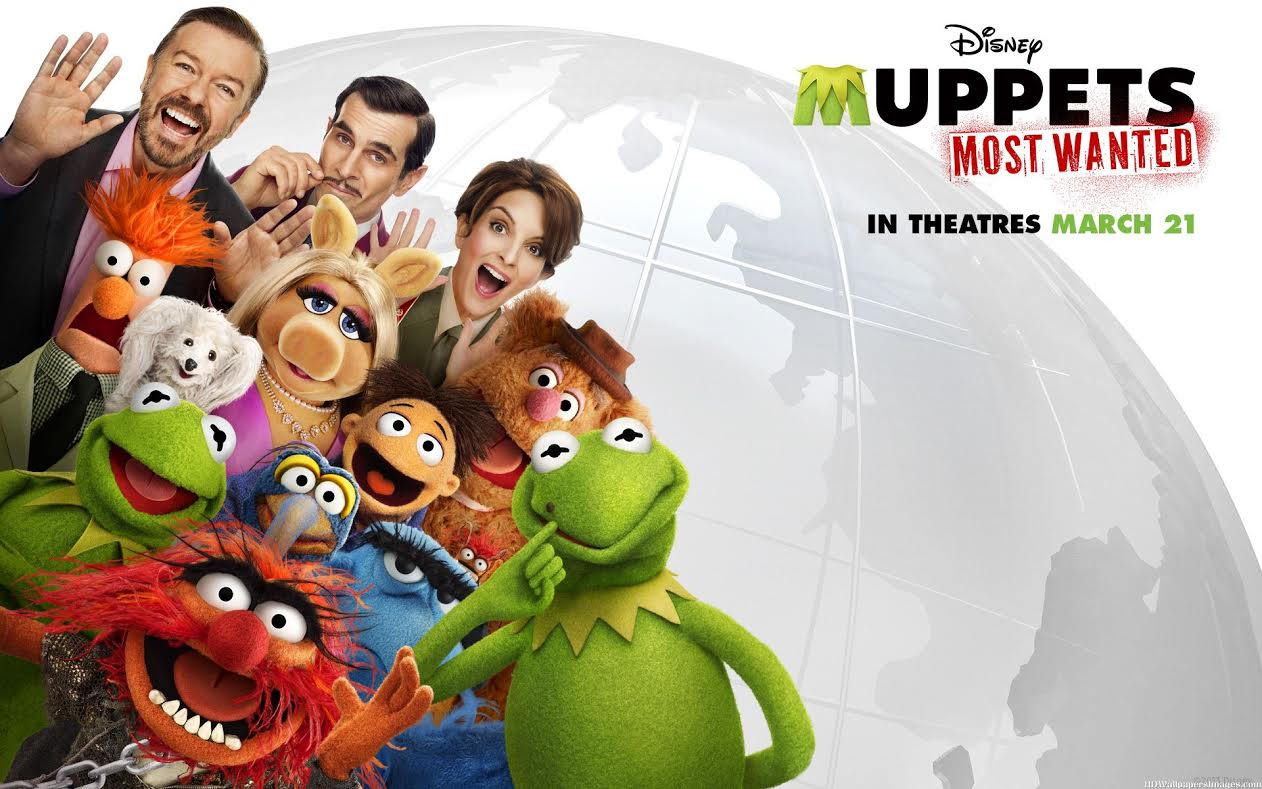 Muppets Most Wanted Review: Or Moderately Requested