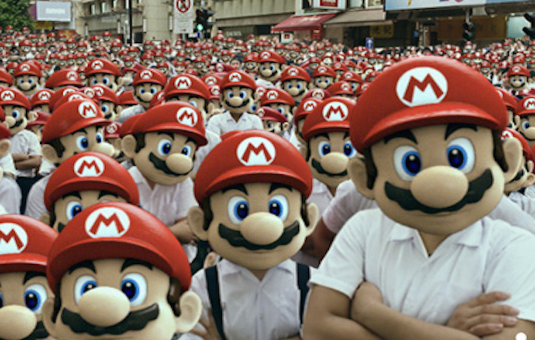 Will The Real Mario Please Stand Up?